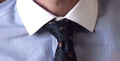 Nudo de corbata Kelvin