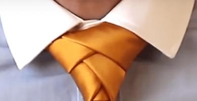 El nudo de corbata Eldredge